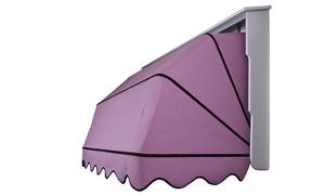 Verschillende soorten markiezen verkrijgbaar bij Airlux Texstof. Dé zonwering voor uw huis.