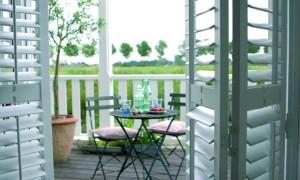 Style shutters worden op maat gemaakt en ingemeten in uw raam.